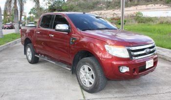 Ford Ranger 2013 lleno