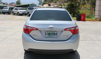 Toyota Corolla 2016 lleno