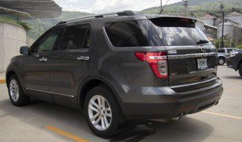 Ford Explorer 2015 lleno